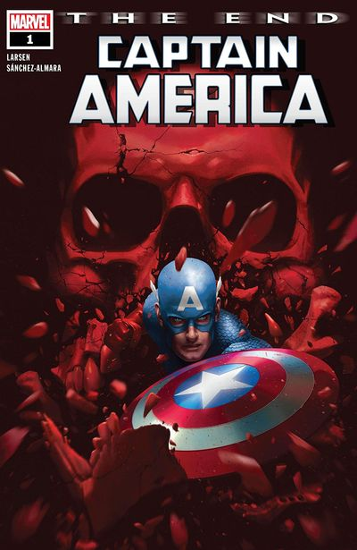 Captain America – The End #1 (2020)