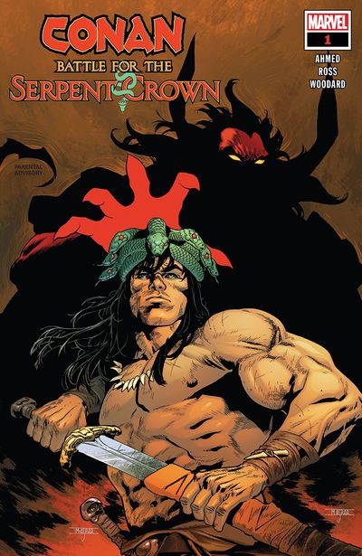 Conan – Battle For The Serpent Crown #1 (2020)