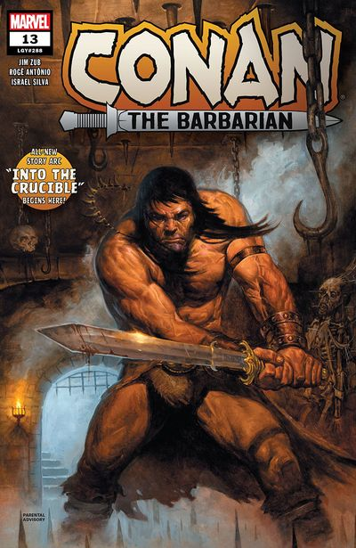 Conan The Barbarian #13 (2020)