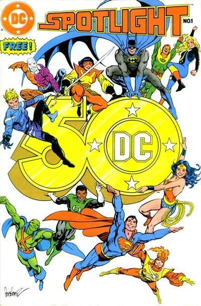 DC Spotlight #1 (1985)