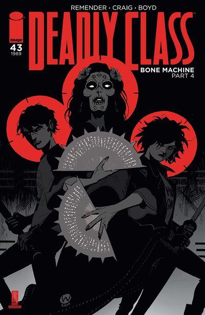 Deadly Class #43 (2020)