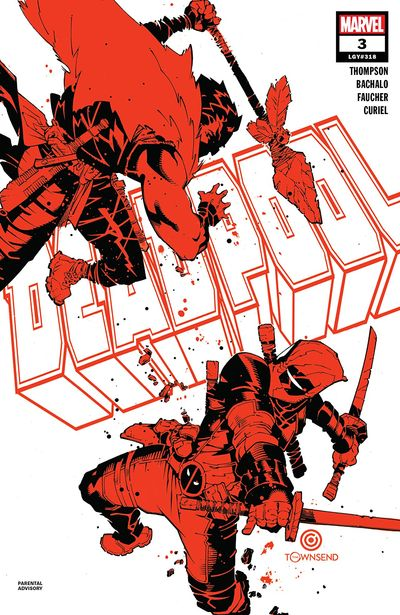 Deadpool #3 (2020)
