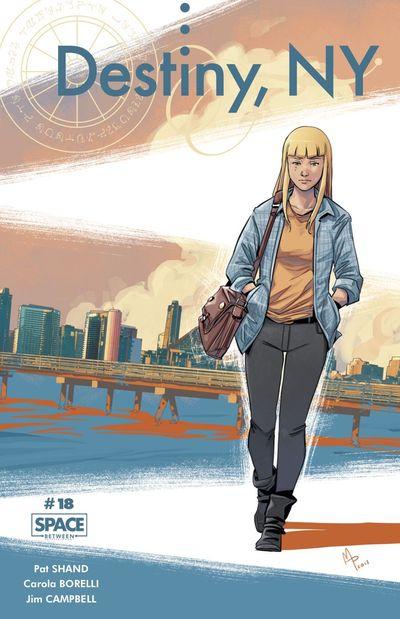 Destiny, NY #18 (2020)
