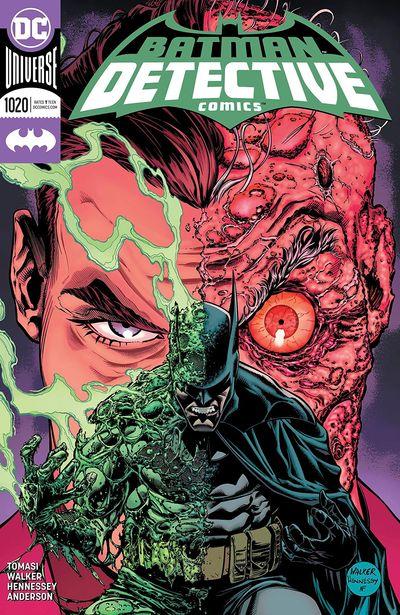 Detective Comics #1020 (2020)