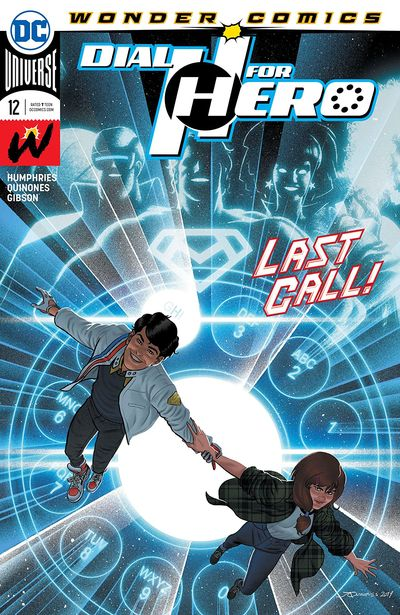 Dial H For Hero #12 (2020)