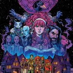 Dungeons and Dragons – A Darkened Wish #1 – 5 (2019-2020)