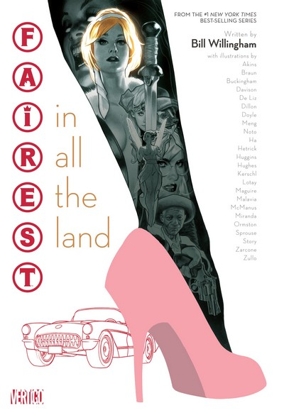 Fairest – In All The Land (2013) (GN)