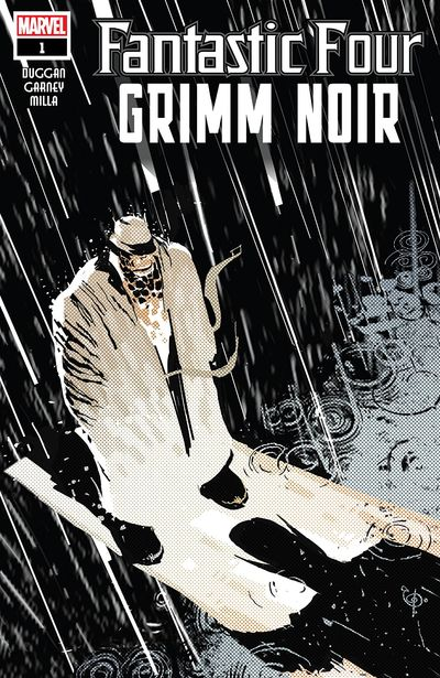 Fantastic Four – Grimm Noir #1 (2020)