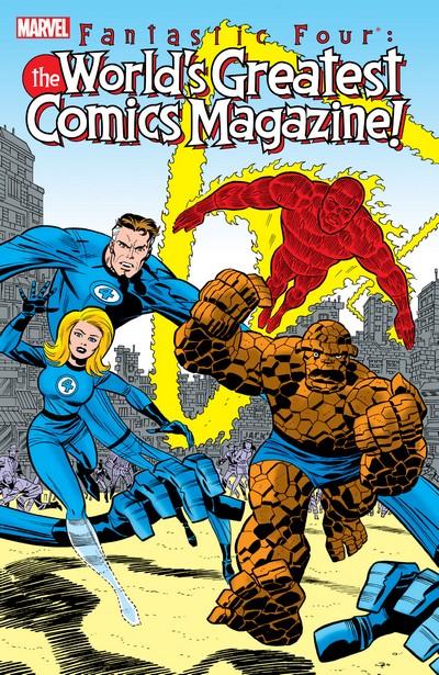 Fantastic Four – The World's Greatest Comics Magazine (TPB) (2018)