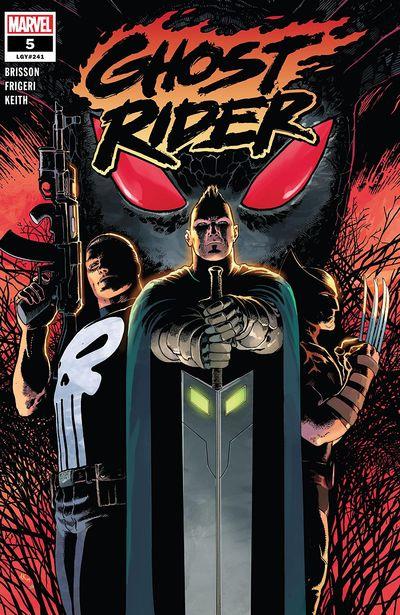 Ghost Rider #5 (2020)
