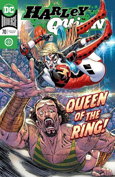 Harley Quinn #70 (2020)