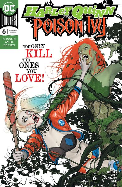 Harley Quinn And Poison Ivy #6 (2020)