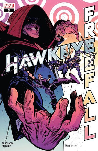 Hawkeye – Freefall #3 (2020)