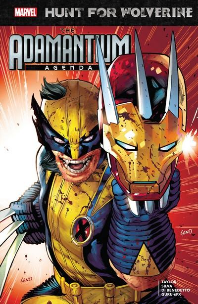 Hunt for Wolverine – Adamantium Agenda (TPB) (2018)