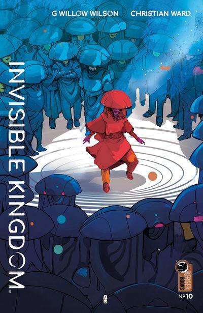 Invisible Kingdom #10 (2020)