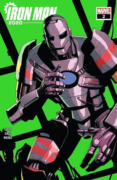 Iron Man 2020 #2 (2020)