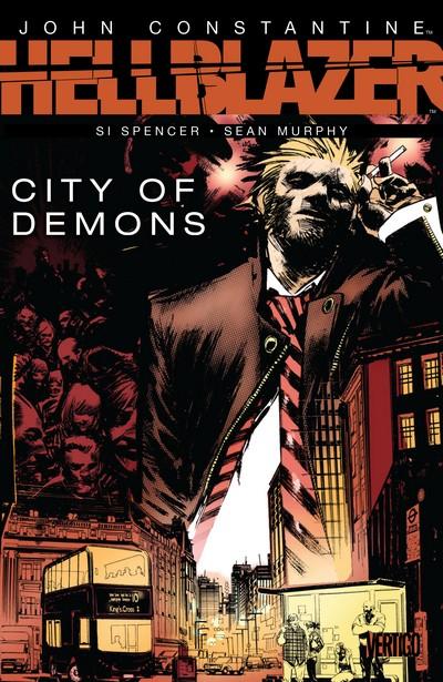 John Constantine, Hellblazer – City of Demons (TPB) (2011)