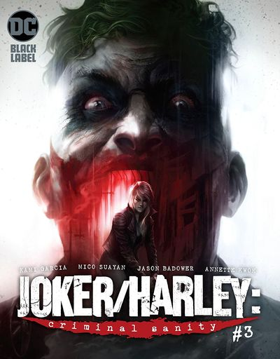 Joker – Harley – Criminal Sanity #3 (2020)