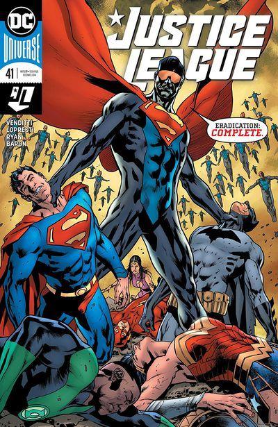 Justice League #41 (2020)