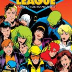 Justice League – Corporate Maneuvers (TPB) (2020)