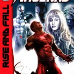 Justice League – The Rise of Arsenal #1 – 4 (2010)