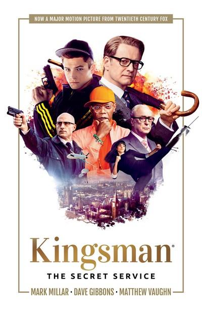 Kingsman – The Secret Service (2017)