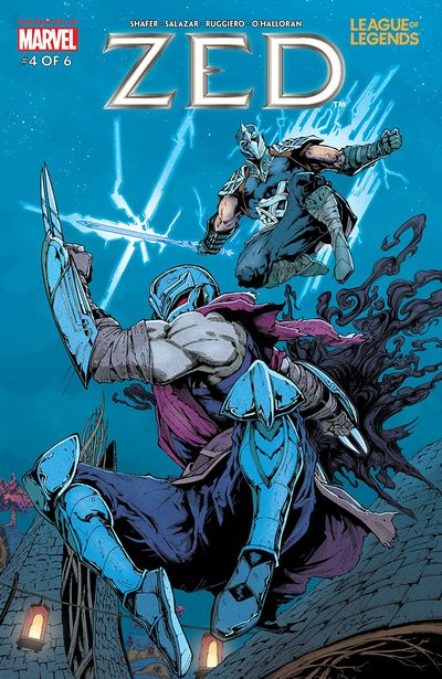 League of Legends – Zed #4 (2020)