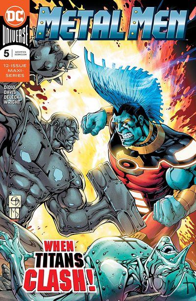 Metal Men #5 (2020)