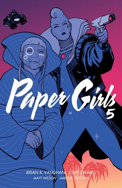 Paper Girls Vol. 5 (TPB) (2018)