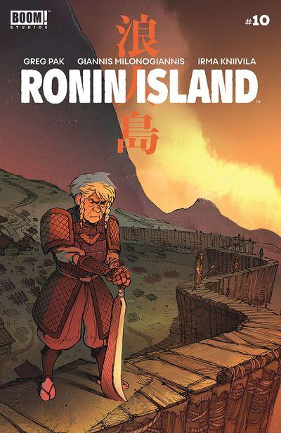 Ronin Island #10 (2020)