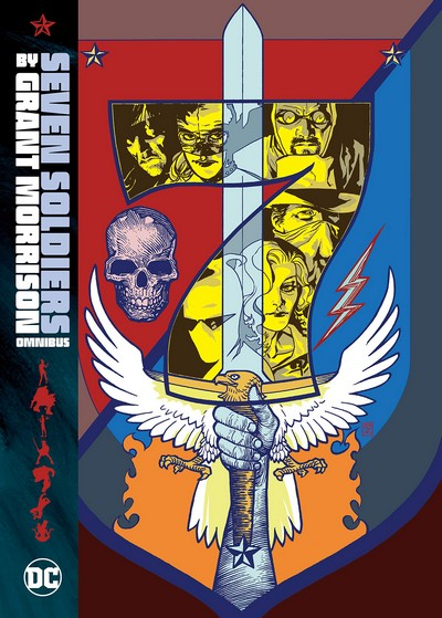 Seven Soldiers by Grant Morrison Omnibus (Fan Made) (2018)