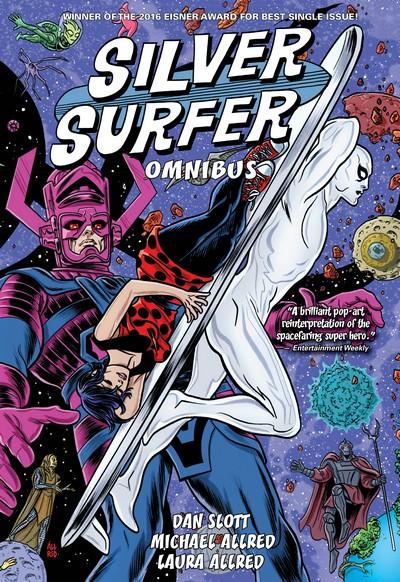 Silver Surfer by Dan Slott & Allred Omnibus (Fan Made) (2018)