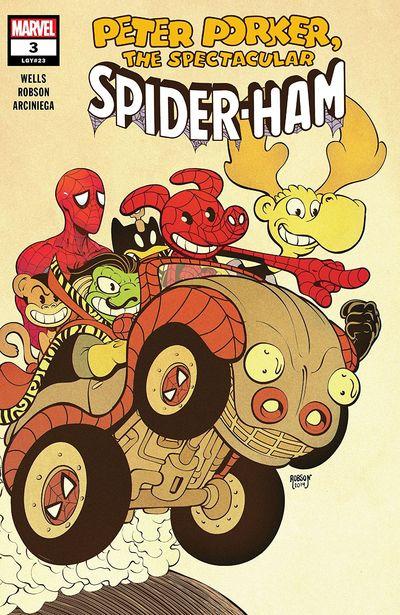 Spider-Ham #3 (2020)