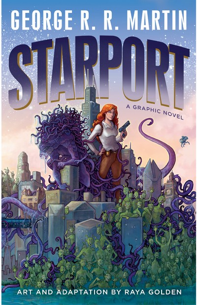 Starport – A Graphic Novel (2019)