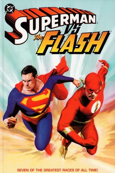 Superman vs The Flash (TPB) (2005)