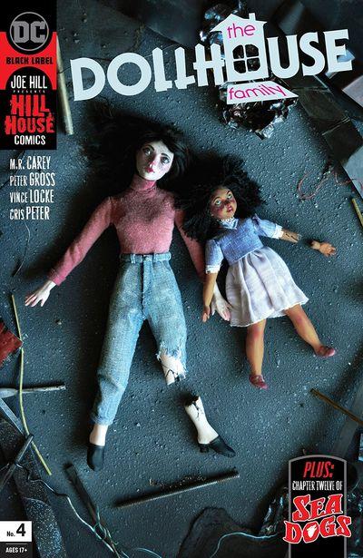 The Dollhouse Family #4 (2020)