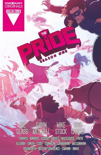 The Pride Season 1 – I Need A Hero (TPB) (2019)