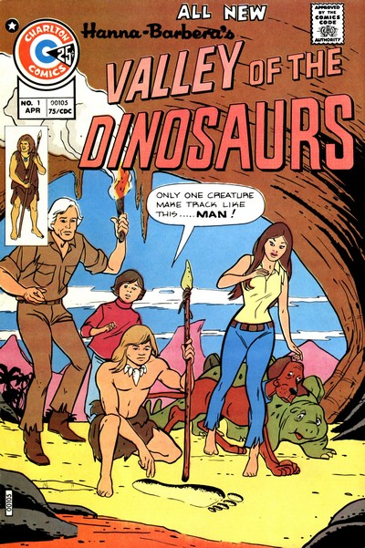 Valley of the Dinosaurs #1 – 11 (1975-1976)