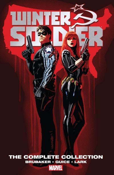 Winter Soldier by Ed Brubaker – The Complete Collection (2014)