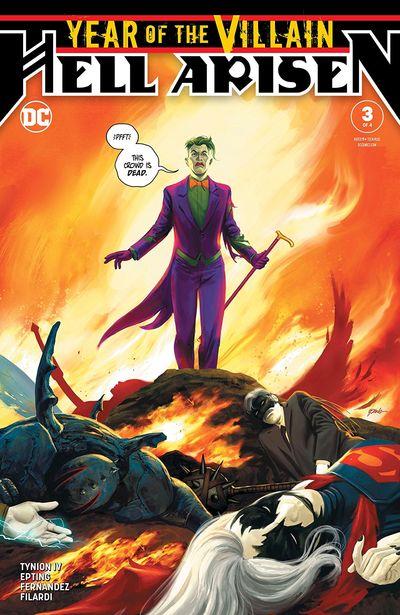 Year Of The Villain – Hell Arisen #3 (2020)