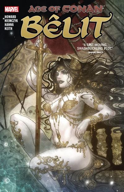 Age of Conan – Belit (TPB) (2019)