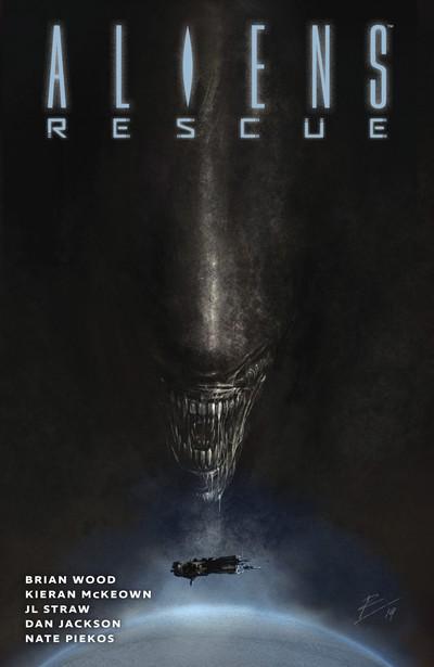 Aliens – Rescue (TPB) (2020)
