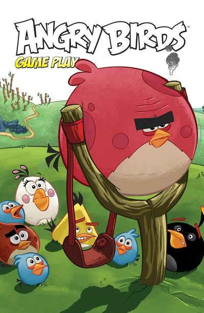 Angry Birds Comics – Game Play (TPB) (2017)