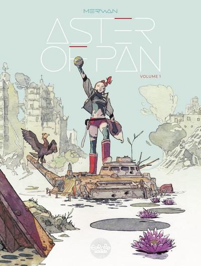 Aster of Pan #1 (2019)