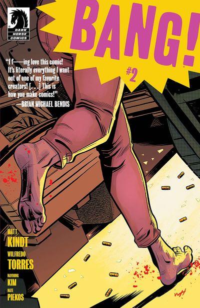 BANG! #2 (2020)