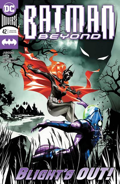 Batman Beyond #42 (2020)