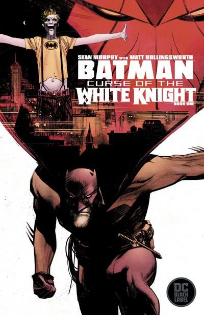 Batman – Curse Of The White Knight #1 – 8 (2019-2020)