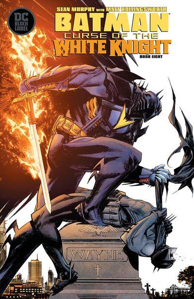 Batman – Curse Of The White Knight #8 (2020)