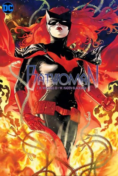 Batwoman Omnibus (Fan Made) (2020)