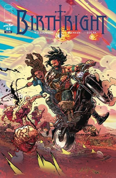 Birthright #43 (2020)